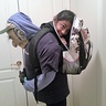 Photo #3 - Carried in a backpack - 3