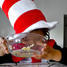 "Photo #2 - ""The Cat In the Hat Knows a lot About Noodles"""