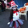 Photo #2 - Hailee (5 Years) as Cat in the Hat