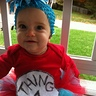Photo #3 - Layah (6months) as Thing 1