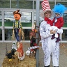 Photo #2 - Cat in the hat husband with Thing 1