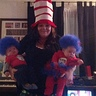 Photo #1 - The CAT IN THE HAT with THING 1and THING 2