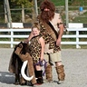 Photo #2 - caveman family