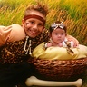 Photo #1 - CaveMan and CaveBaby