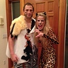 Photo #1 - Caveman and Leopard