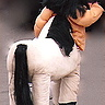 Photo #2 - Centaur back-side view