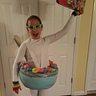 Photo #1 - DIY Bowl of Cereal Costume