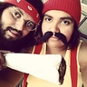 Photo #2 - Cheech and Chong joint status
