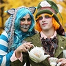 Photo #2 - Cheshire Cat and Mad Hatter