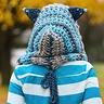 Photo #7 - Cheshire Cat Hood
