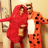 Photo #1 - Chester the cheetah and his hot Cheeto