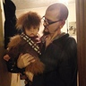 Photo #2 - Chewbacca and Princess Leia