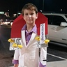 Photo #1 - Hunter's Chick Magnet costume