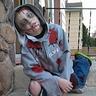 Photo #1 - Zombie pose!