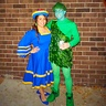 Photo #1 - Chiquita Banana and the Jolly Green Giant
