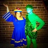 Photo #2 - Chiquita Banana & Jolly Green Giant