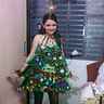 Photo #1 - Christmas Tree Costume