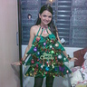 Photo #2 - Christmas Tree Costume