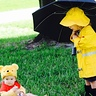 Photo #2 - Christopher Robin and Pooh