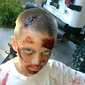 Photo #3 - Gus 7 yrs old as zombie