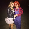 Photo #1 - 'Horror films Chucky and Bride of Chucky are out to play'