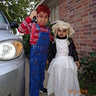 Photo #1 - Chucky and Bride of Chucky