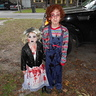Photo #1 - Ellysium and Raziel as Tiffany and Chucky from Bride of Chucky