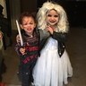 Photo #1 - Chucky and Chucky Bride