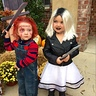 Photo #1 - Chucky and Chucky's Bride