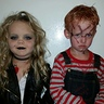 Photo #3 - Chucky and Chucky's Bride