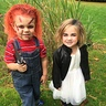 Photo #4 - Chucky and his Bride