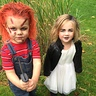 Photo #5 - Chucky and his Bride