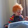 Photo #5 - Chucky and his Bride