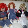 Photo #2 - Chucky and the Bride