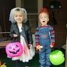 Photo #1 - Chucky and Tiffany