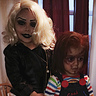 Photo #2 - Chucky and Tiffany Bride of Chucky