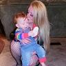 Photo #2 - Chucky & Bride