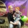 Photo #2 - Mommy and Mason celebrating Alayna Ertl