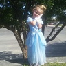 Photo #4 - This girl loves being a princess :)