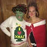 Photo #2 - Cindy Lou Who and The Grinch