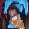 Photo #4 - Circus Lion with Ringmaster