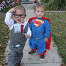 Photo #2 - Clark Kent and Superman