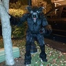 Photo #1 - the werewolf running around on Halloween night terrorizing the neighborhood