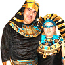 Photo #1 - Cleopatra and pharaoh