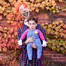 Photo #2 - Clown & Baby