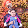 Photo #1 - Clown & Baby