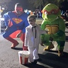 Photo #2 - Even the Superheroes wanted to take pictures with me