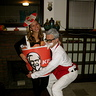 Photo #4 - Colonel Sanders and Bucket of Fried Chicken