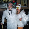 Photo #1 - Colonel Sanders and his Chick