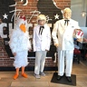 Photo #3 - Colonel Sanders and His Chicken